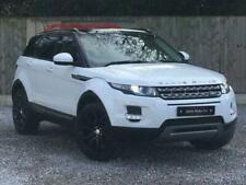 Range Rover Evoque White Land Rover & Range Rover Cars