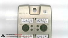 Lumberg Automation 0980 Esl 801-Pnet Module Alt Id: 934692001 #277758