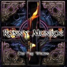 RONNY MUNROE- The Fire Within CD ovp ex METAL CHURCH,FIREWÖFLE,LILLIAN AXE
