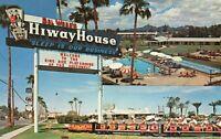 Postcard Del Webb's Hiwayhouse Phoenix Arizona