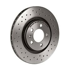 Brembo Performance Xtra Drilled Front Brake Discs - Pair - 09.9772.1X