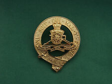 The Royal Regiment of Artillery Pipers ~ Genuine British Army Military Cap Badge