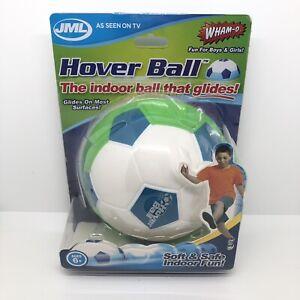 JML Hover Ball Indoor Football Toy Glides Slides Along The Floor Super Soft Foam
