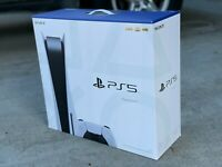 PS5 Sony PlayStation 5 Disc Blu-Ray Edition Console Gaming - IN HAND SHIP ASAP!!