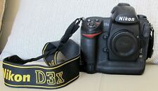 Nikon D3X - 24.5MP FX Format CMOS Sensor-Excellent cond.-Less than 2K actuations
