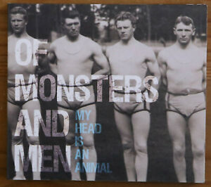 Of Monsters And Men - My Head is an Animal CD - Icelandic Release