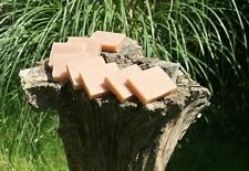 Rose Geranium Natural Handmade Guest Soaps/ Favours Set of Eight 20g Bars
