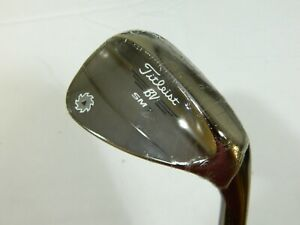 New Titleist Vokey SM7 Brushed Steel 52* Gap Wedge AW 52.12F SM 7
