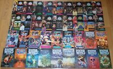 More details for doctor who classic series books: very good/excellent/near mint/mint