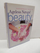 Everywoman's Guide To Ageless Natural Beauty Treatments Sally Freeman