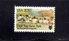 ESTADOS UNIDOS/USA 1982 MNH SC.2018 Wolf Trap Farm Park