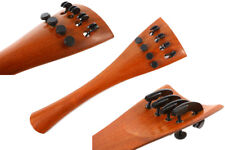 Best Pernambuco Cello Tailpiece Build-in Fine Tuners 4/4 Cello Parts Accessories