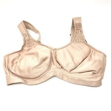 Amoena Soft Cup Breast Form Bra Kelly Style 2153 Size 36D Wire Free Nude NEW H6