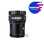SVBNOY 1.25 in High Precision Double Helical Focuser+ Brass Ring Telescope Part