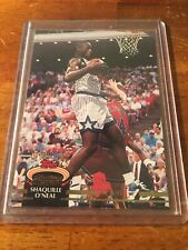 1992 Shaquille Oneal Stadium Club Rookie