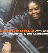 Cesaria Evora – Remixes Par Francois K. & Joe Claussell - Lusafrica – 74321 68