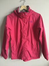 Girls The North Face Waterproof Jacket Coat. Size Large. Excellent Condition