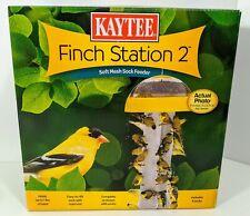 Kaytee 100061932 Finch Station 2 Soft Mesh Sock Feeder