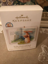 Hallmark Keepsake Ornament 2011 - To The Moon and Back Guess How Much I Love You