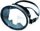 Vintage Oval Rubber Mask Scuba Diving, FreeDiving, Snorkeling 4027
