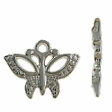 Plastic Jewellery Making Pendants