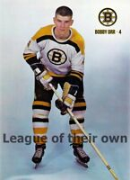 1960'S NHL Boston Bruins Bobby Orr Color Portrait 8 X 10 Photo Picture