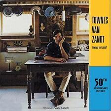 Townes Van Zandt - Townes Van Zandt - 50th Anniversary (NEW VINYL LP)