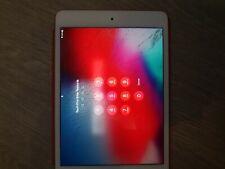 Apple iPad Mini (5th Gen) 64GB, Wi-Fi, 7.9in (2019) - Gold - screen smashed