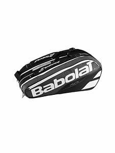 Babolat Pure Racket Holder X9 grey/grau NEU UVP € 109,95