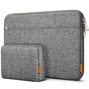 Inateck Tasche Hülle für MacBook Air 2020-2018, 13 Zoll MacBook Pro 2020-2016