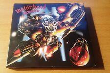 DOUBLE CD / MOTORHEAD / BOMBER / HARD ROCK / LIMITE DIGIPACK 20 TITRES