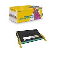 1Pcs Compatible CLT-Y508L Yellow Toner Cartridge For Samsung CLP-670N CLP-620