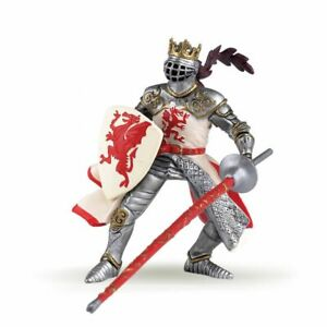 DRAGON KING RED 39386 - PAPO KNIGHTS  -- NEW IN PLASTIC