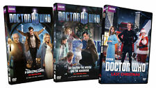 DOCTOR WHO CHRISTMAS COLLECTION (A CHRISTMAS CAROL / THE DOCTOR, THE WIN.  (DVD)