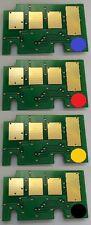 4x RESET CHIP CMYK für SAMSUNG CLP-415 CLX-4195 Xpress C1810/1860