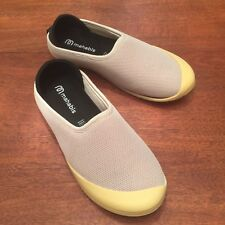 92a18cd6822 MAHABIS ILEN IVORY Stone SLIPPERS Shoes Lightweight In Outdoor 38 US 7.5