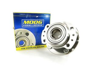 NEW MOOG Wheel Bearing & Hub Rear 512157 Grand Caravan Town & Country AWD 97-04