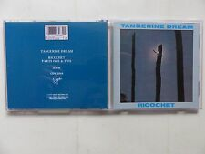 CD ALBUM TANGERINE DREAM Ricochet CDV 2044