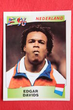 Panini EURO 96 N. 86 DAVIDS NEDERLAND New With RED back TOPMINT!!