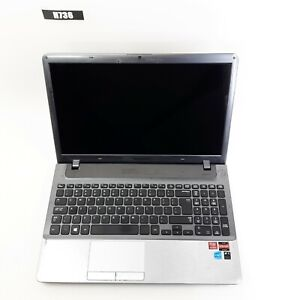 """SAMSUNG NP355V5C 15.6"""" LAPTOP AMD A10 4600M 8GB NO HDD FOR PARTS AS IS H736"""