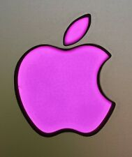 GLOWING PINK MAGENTA Apple MacBook Pro Air Sticker Laptop DECAL 11,12,13,15,17in
