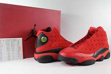 2016 Nike Air jordan Retro XIII 13 Singles Day Gym Red Black Size 10