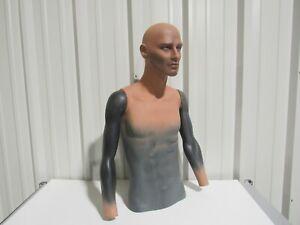 Vintage Male Mannequin Torso