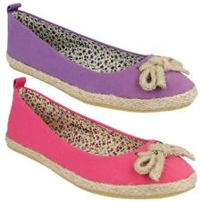 Unbranded Casual Textile Ballerinas for Women
