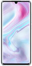 """Xiaomi Mi NOTE 10 PRO Dual Sim 256GB+8GB RAM 6.47"""" Smartphone Glacier White"""