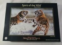 Crown & Andrews Spirit of the Wild Steve Bloom 1000 Piece Jigsaw Puzzle