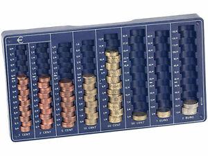 EURO Münzbrett Zählbrett Münzzähler Münzsortierer Münzen schnellSortieren Zählen