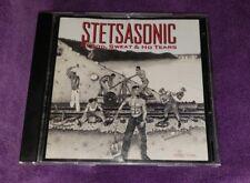 STETSASONIC cd BLOOD SWEAT AND NO TEARS free US shipping