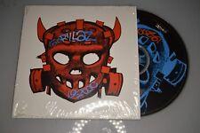Gorillaz – 19-2000. CD-SINGLE Promo