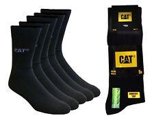 CAT Caterpillar 20 Paar Herren Gr. 47-50, Businesssocken , Schwarz, Socken